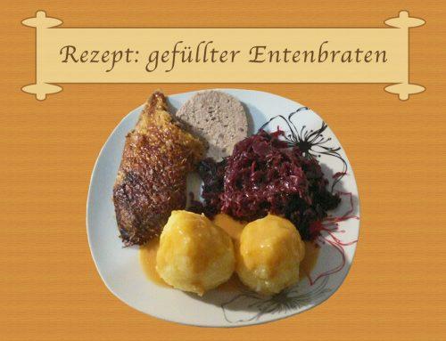 Rezept Entenbraten