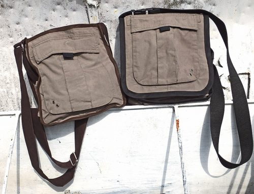 Upcycling: Cargo-Bag