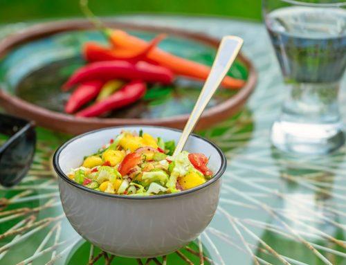 Rezept Spitzer Sommersalat