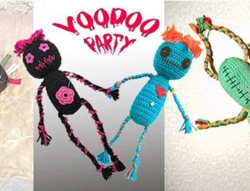 """Mitmachaktion """"Voodoo-Party"""" bis zum 31.19.2019 auf Facebook, wir laden zur Voodoo-Party ein"""